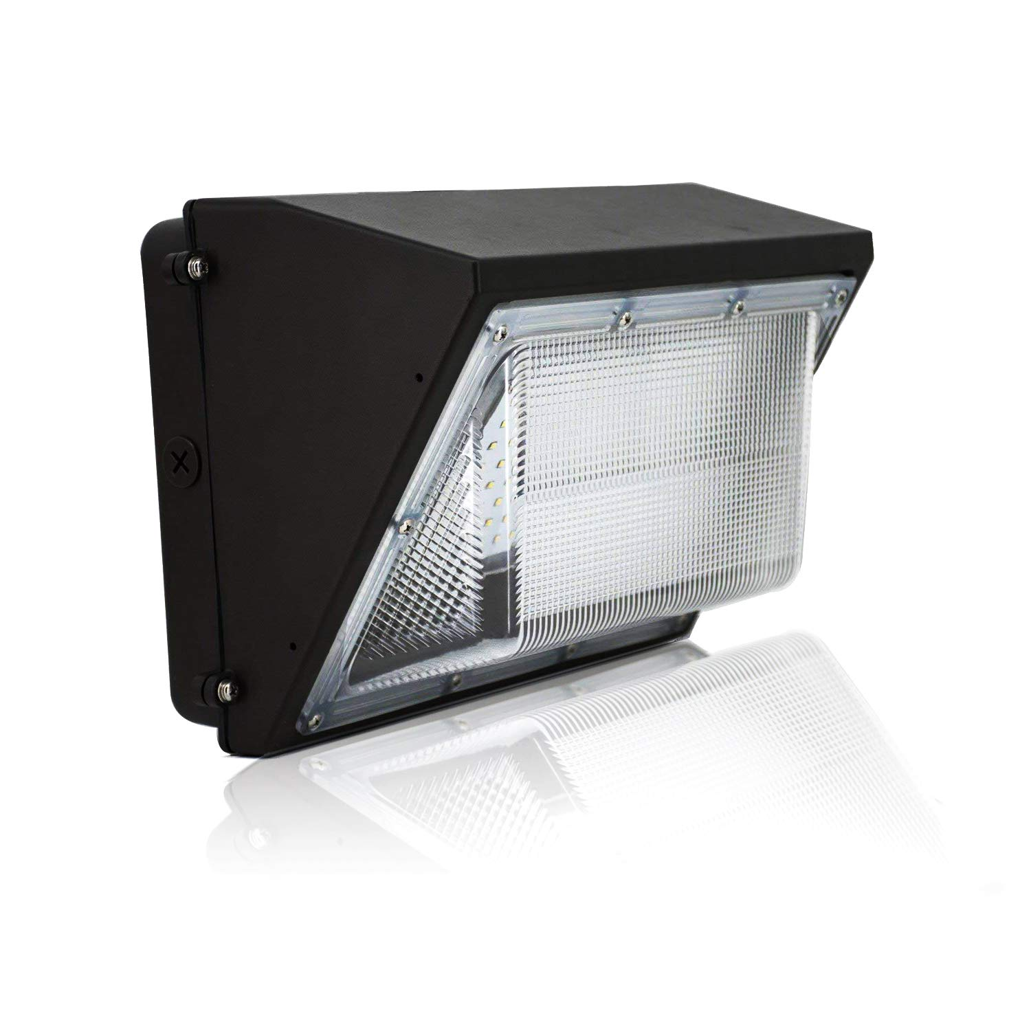CNSUNWAY 150W LED Wall Pack - Valuable Waterproof Flood Light, 1000 Watt HPS/HID Replacement, 5000K 20000LM, Commercial & Industrial Outdoor Lighting