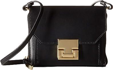 0f942aaea86 Ivanka Trump Women's Hopewell Crossbody Wallet Black 2 One Size ...