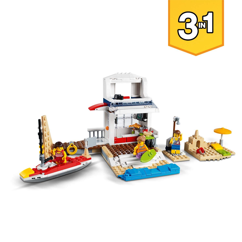Creator En Lego Aventuras Yate31083 A5qc34jRLS