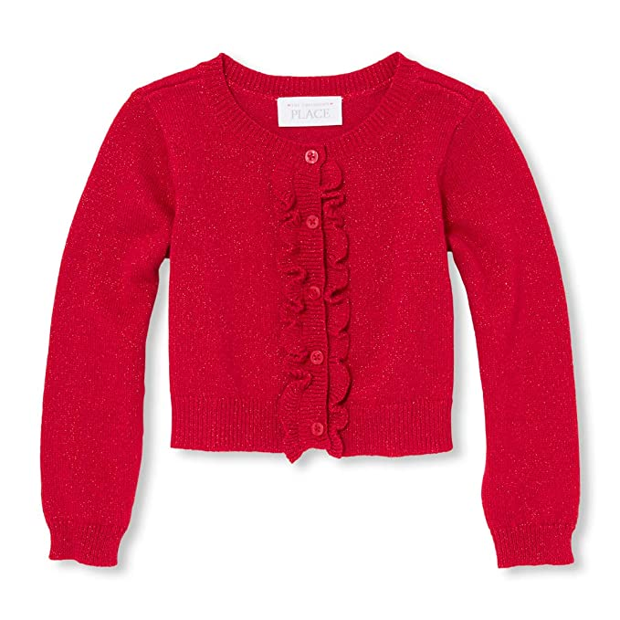 37089459e Amazon.com  The Children s Place Girls  Toddler Cardigan Sweaters ...