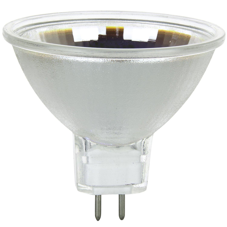 Sunlite 03420 SU 50MR16 NSP 12V CD1 50 watt Halogen MR16 Mini Reflector Bulb
