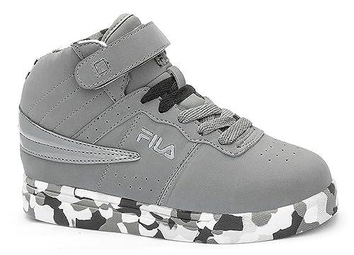Mashup Sneakers, Gray, 9 M Toddler Kid
