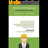 Gestão de Pessoas na Construção Civil: Práticas PMBOK e  PMP (Portuguese Edition)