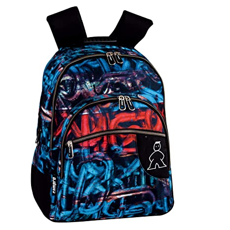 Campro Sheffield Mochila Grande Doble Adaptable a Carro