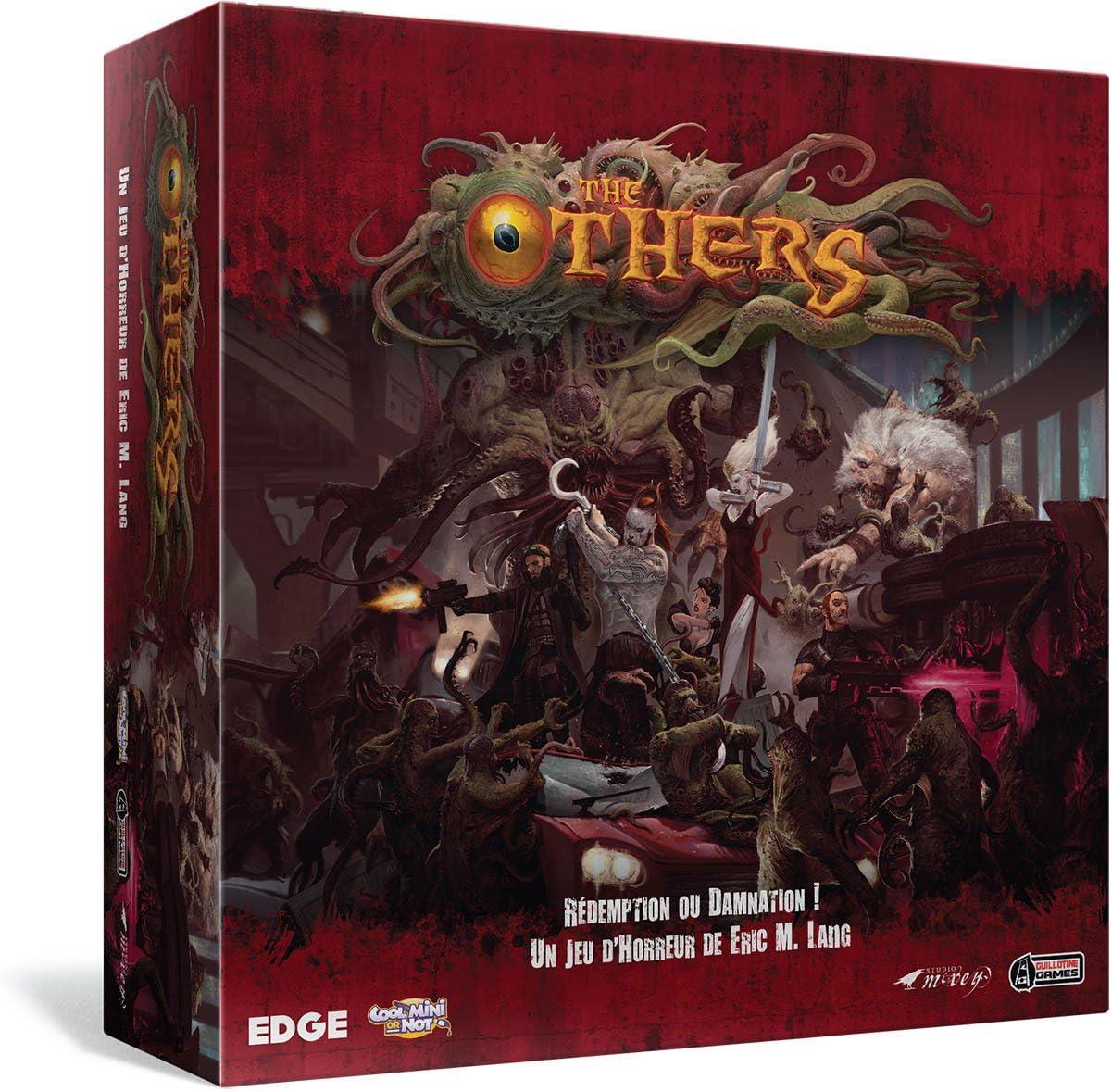 Asmodee – The Others: 7 Sins, ubissn001, no precisa: Amazon.es: Juguetes y juegos