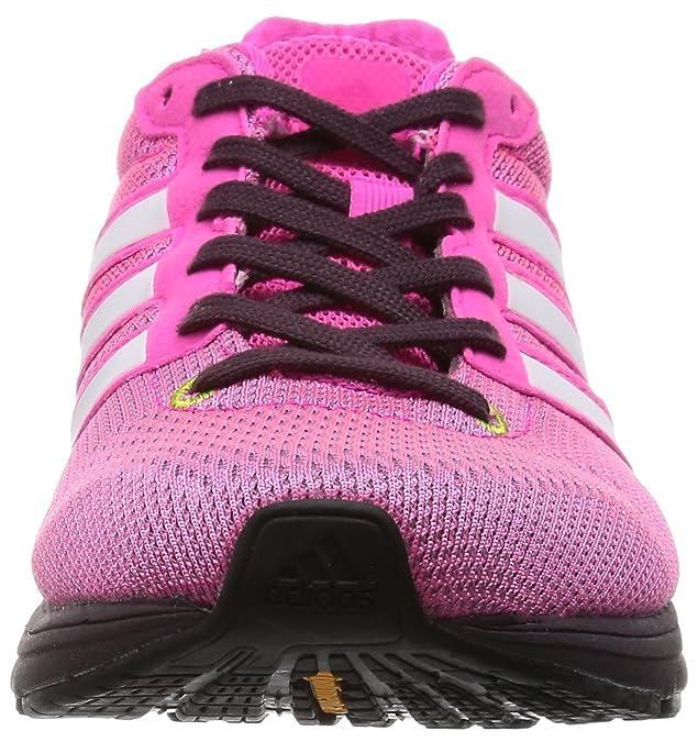 the latest 23023 70f75 adidas Adizero Boston Boost 5 Womens Laufschuhe Amazon.de Schuhe   Handtaschen
