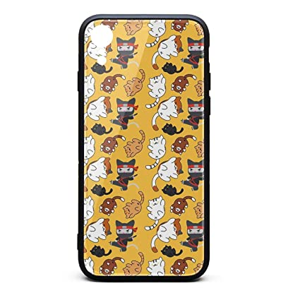 Amazon.com: FUNDA FUNDA FUNDA PARA IPHONE XR AMARILLO DE ...
