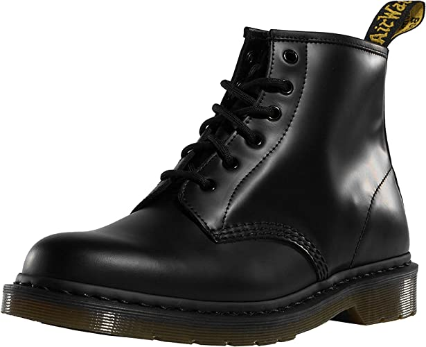 Dr. Martens 101 Smooth, Botas Militares Unisex Adulto