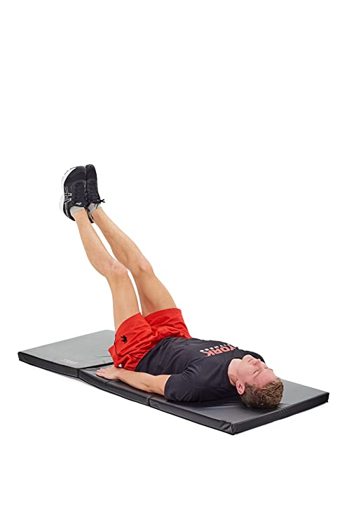 Amazon.com: York Fitness esterilla plegable para Ultimate ...