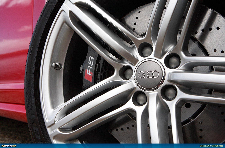 tapa bujes para Audi TT A5 A1 A6 A4 A8 A2 Juego de 4 piezas tapacubos grises para Audi de 69 mm de aleaci/ón Q5 S-Line Q7 A3