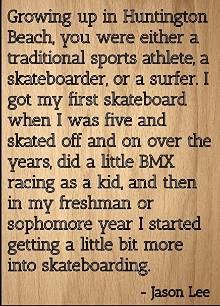Amazoncom Growing Up In Huntington Beach You Were Quote By