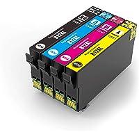Generic Epson 812XL Ink Cartridge for Epson Workforce Pro WF-3820 WF-3825 WF-4830 WF-4835 Workforce WF-7830 7840 7845 (1…