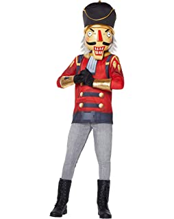 Amazon.com: Spirit Halloween Boys Rex Fortnite Costume ...