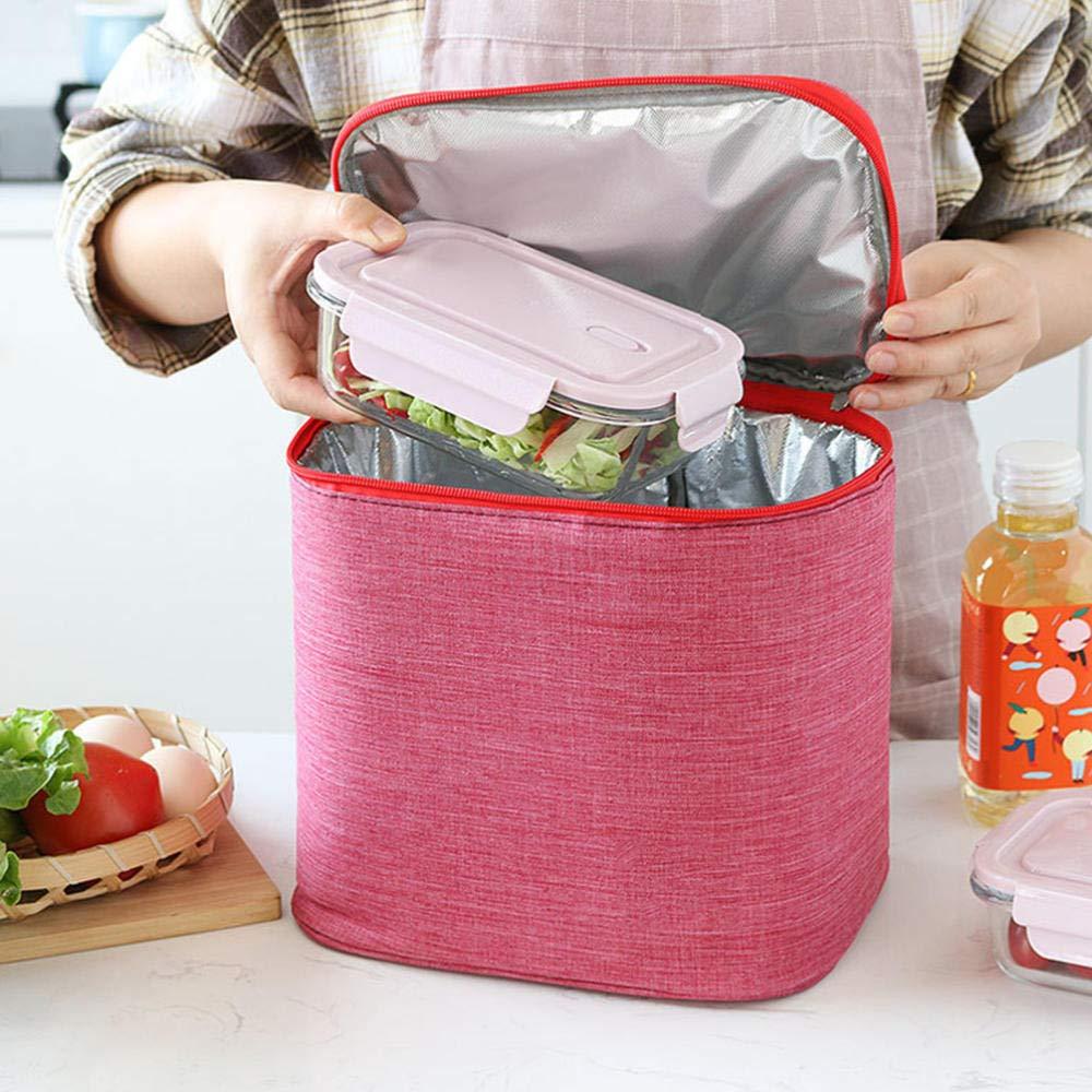 Bolsa Porta Alimentos, Bolsa de almuerzo, tela Oxford Bolsa de ...