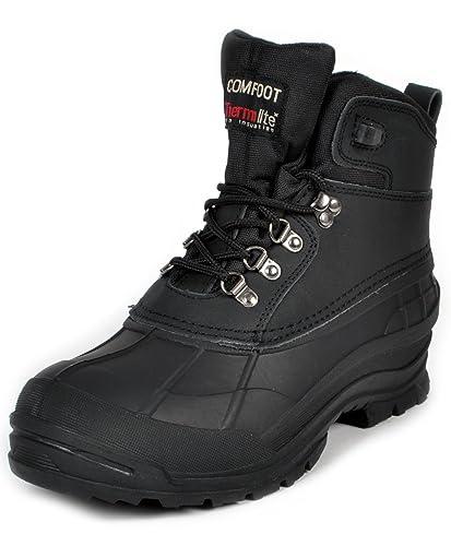 Men's Comfoot Thermolite Waterproof Snow Boots