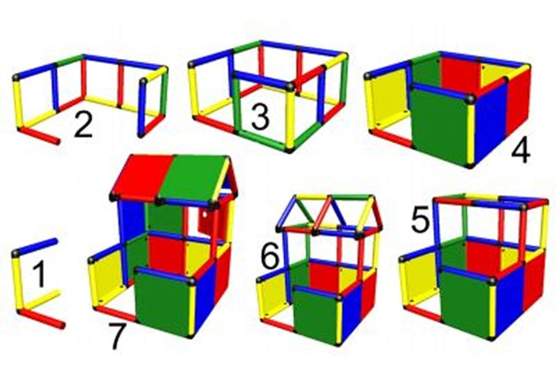 move and stic Luise /Échelle descalade pour Enfants /à partir de 12 Mois comme Meuble et /école /à motoriser dans la Chambre de Votre Enfant