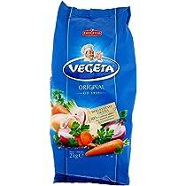Podravka Vegeta Clásico Condimento De Alimentos 2000 g Bolsa: Amazon.es: Alimentación y bebidas