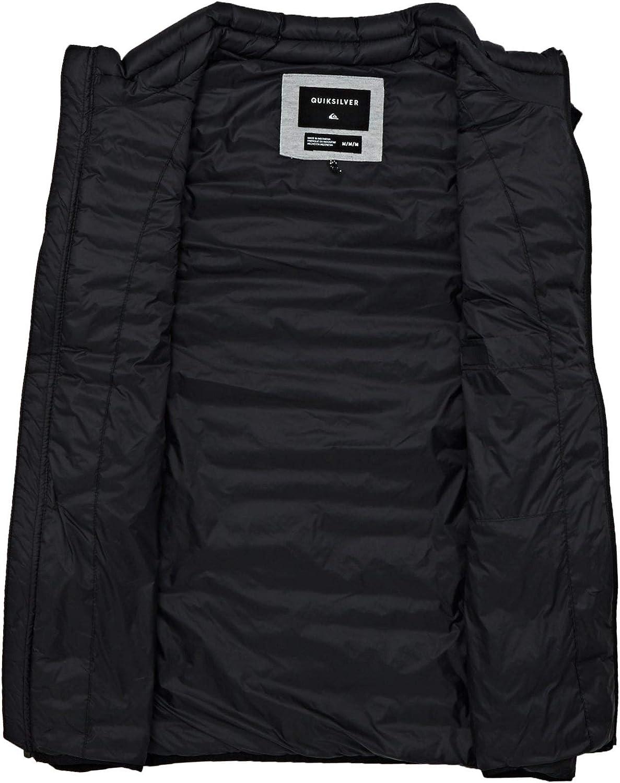 Quiksilver Mens Scaly Sleeveless-Lightweight Body Warmer Jackets