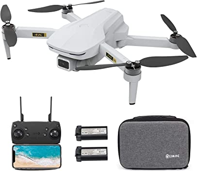 Opinión sobre EACHINE EX5 GPS Mini Drone con Cámara 4K HD Plegable para Adultos 60 Minutos de Tiempo de Vuelo 1000 Metros Rango FPV Control de Gestos 5G GHz WiFi FPV 1406 Motor Brushless GPS Sígueme Lente Ajuste