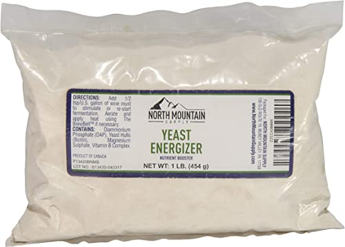 Yeast Energizer Red Yeast Rice Supplement