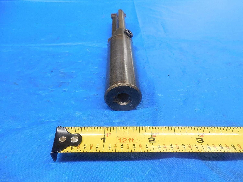 AMEC 1 Shank Dia COOLANT Thru INDEXABLE Spade Drill #1 T-A SHT 1 SS 1.0 .8200