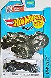 Hot Wheels Hw City - Batman : Arkham Knight Batmobile (NEW!)