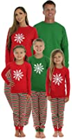 SleepytimePjs Christmas Stripe Family Matching Pajama Set