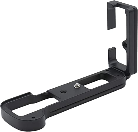 Anzirose L-Bracket Quick Release Vertical L Bracket Plate for Fujifilm X-T3 Fuji xt3