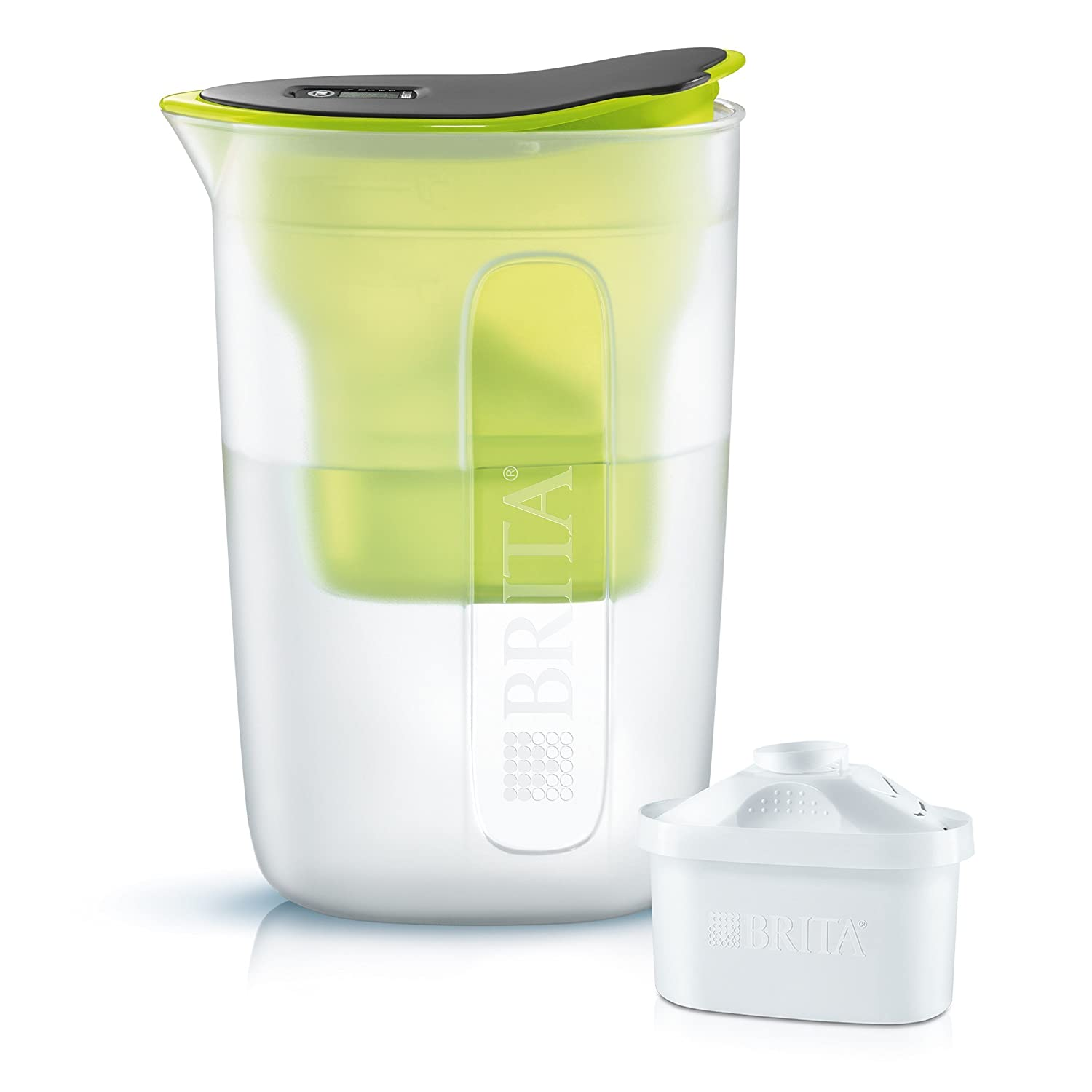 BRITA fill&enjoy Fun Water Filter Jug - Green 1019400