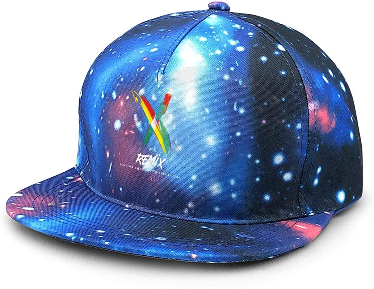 Nicky Jam & J Balvin Adjustable Baseball Cap Hip-Hop Hat Men ...