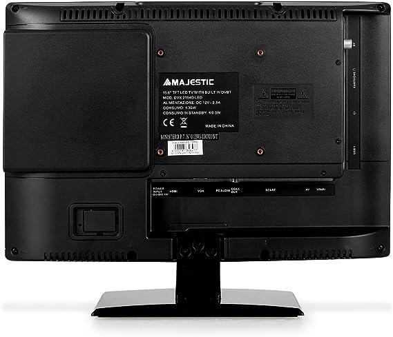 Majestic DVX-2154D Televisor 15,6