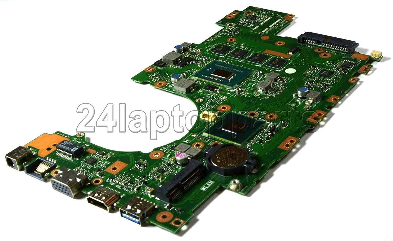60NB00I0-MBC080 Asus X502CA Laptop Motherboard w/ Intel Pentium Dual-Core 2117U 1.8GHz CPU