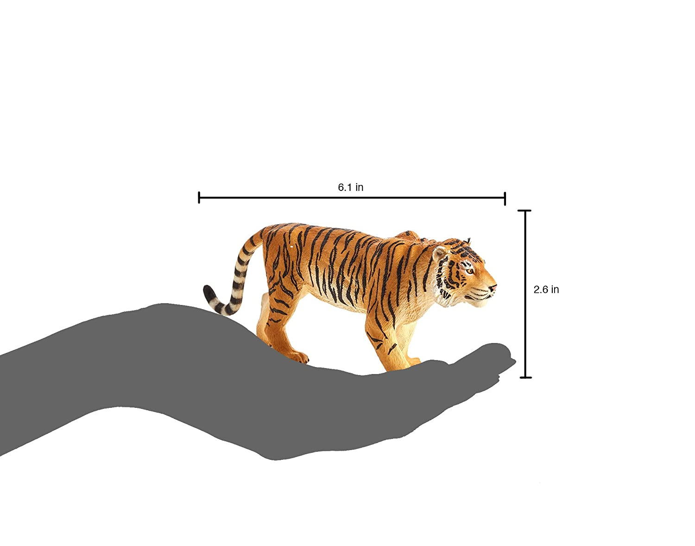 Amazon.com: Mojo Fun 387003 Tigre de Bengala – Realista ...