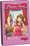 HABA Princess Mina - Jewel Matching Memory & Threading Game for Ages 4 and Up (Made in Germany)
