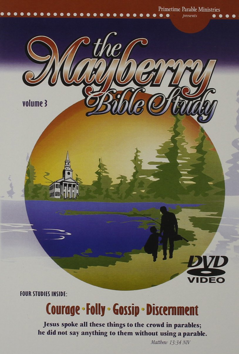 Read Online THE MAYBERRY BIBLE STUDY Volume 3 with Leader Book with Answers pdf
