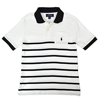 b17881dd5 Image Unavailable. Image not available for. Color: Polo Ralph Lauren  Toddlers Big Kids Chest Pocket Polo Golf Shirt ...
