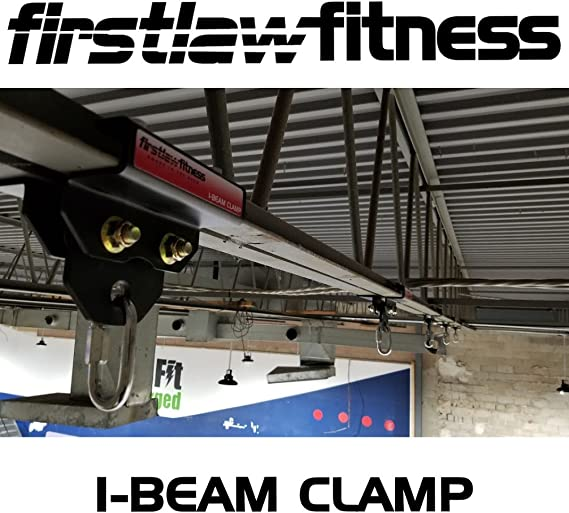 Firstlaw Fitness 1000 LBS I-Beam Clamp - (4.0