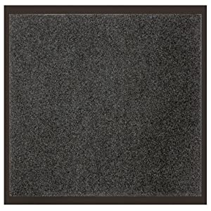 Tapis Déco Tapis - Anti Poussière - Gris 80 x 120 cm