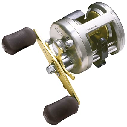 b3628de7a60 Amazon.com : Shimano Cardiff Baitcasting Reel 4+1 Ball Bearings (5.8 ...