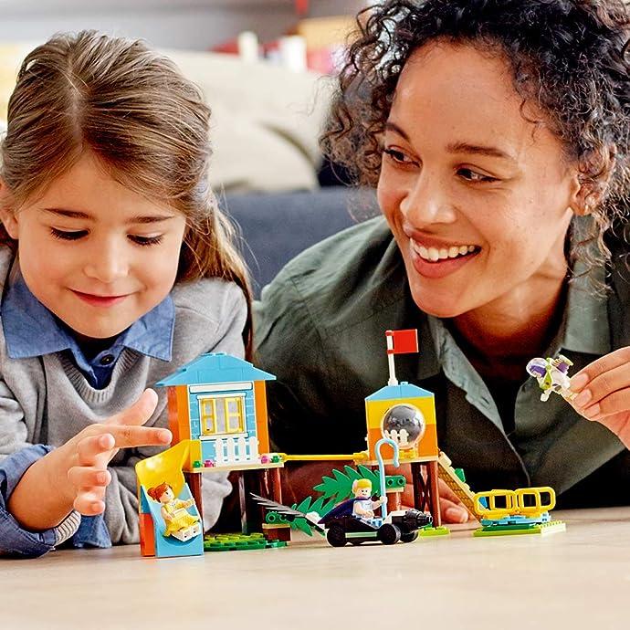 LEGO 乐高 10768 巴斯光年和牧羊女的游乐园探险 积木玩具 6折$14.99 海淘转运到手约¥128