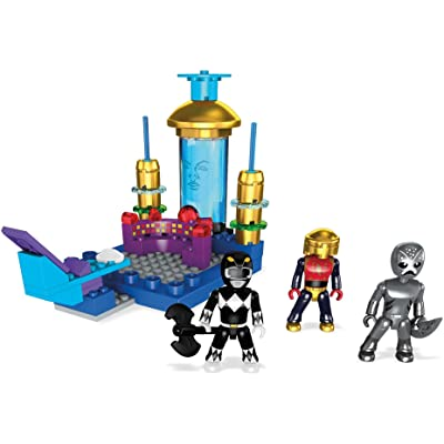 Mega Construx Mighty Morphin Power Rangers Zordon's Command Center: Toys & Games