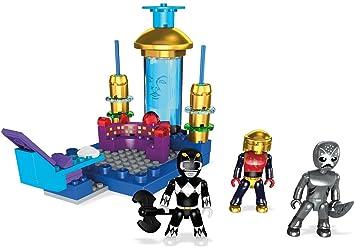 Power Rangers Mega Construx Zordon/'s Command Center DPK76