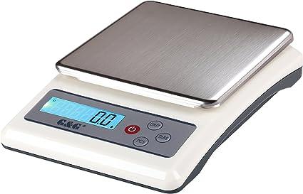 5kg Küchenwaage Feinwaage Waagen Haushaltswaage Präzisionswaage Scale Waage