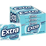 Extra Smooth Mint Sugarfree Gum 15 Count (Pack of 10)