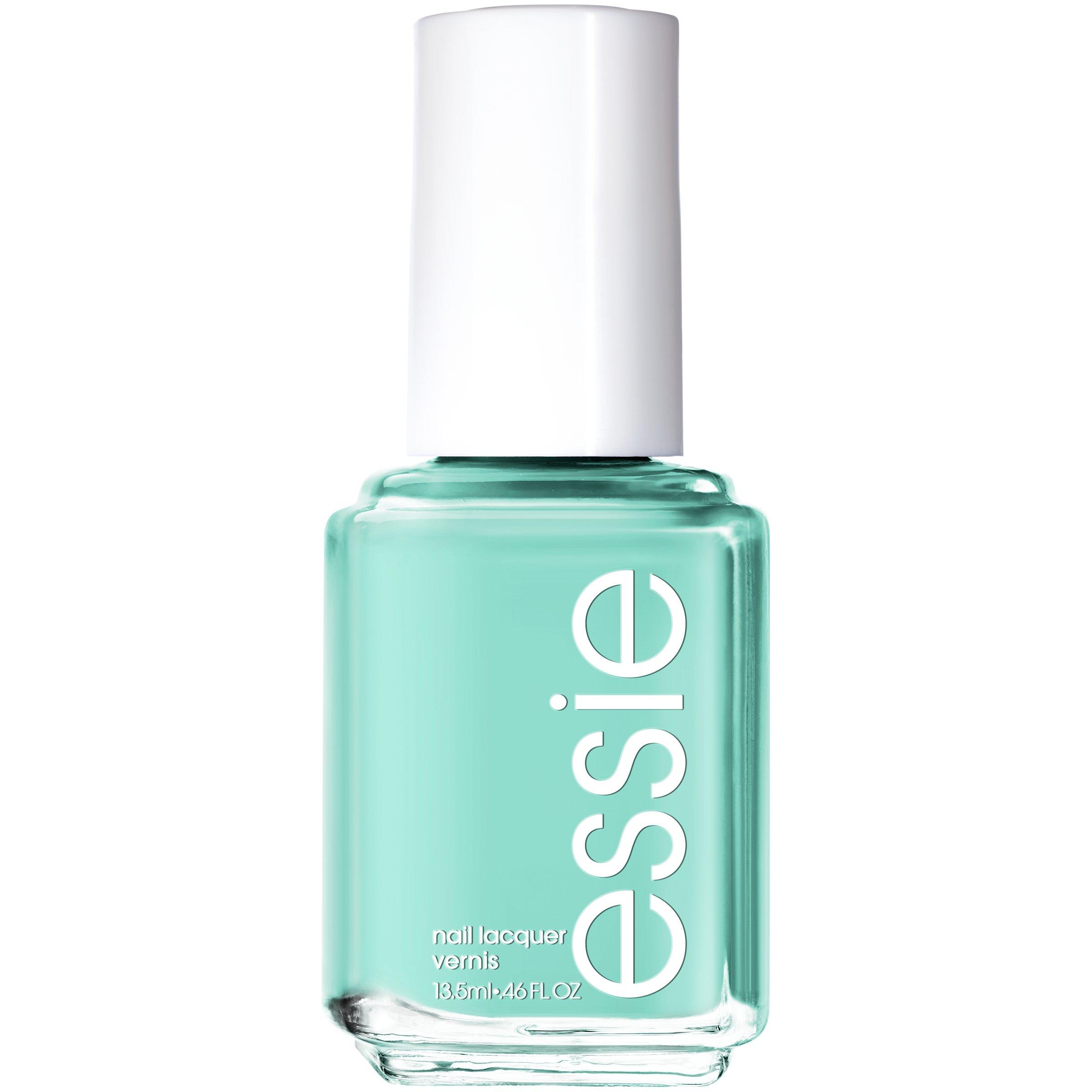Amazon.com : essie nail polish, pret-a-surfer, blue nail polish ...