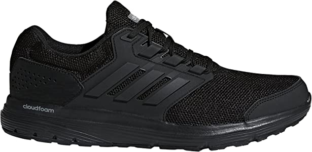 adidas Galaxy 4 m, Zapatillas de Entrenamiento para Hombre, Negro (Core Black/Core Black/Core Black 0), 45 1/3 EU: Amazon.es: Zapatos y complementos