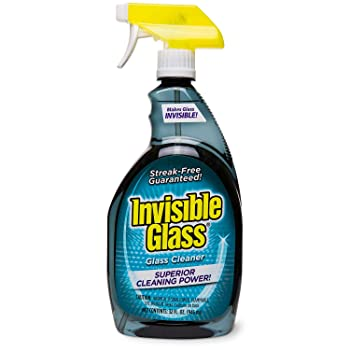 Invisible Glass 32 ounce Spray Car Window Cleaner