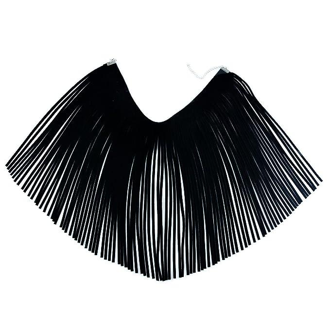 ZPFME Collar Elegante Del Paño Grueso Y Suave De Las Mujeres Colgante Accesorios De La Ropa