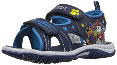 3a46d2b02ada Josmo Character Shoes CH1501 Boys Paw Patrol Sandals (Toddler Little Kid)