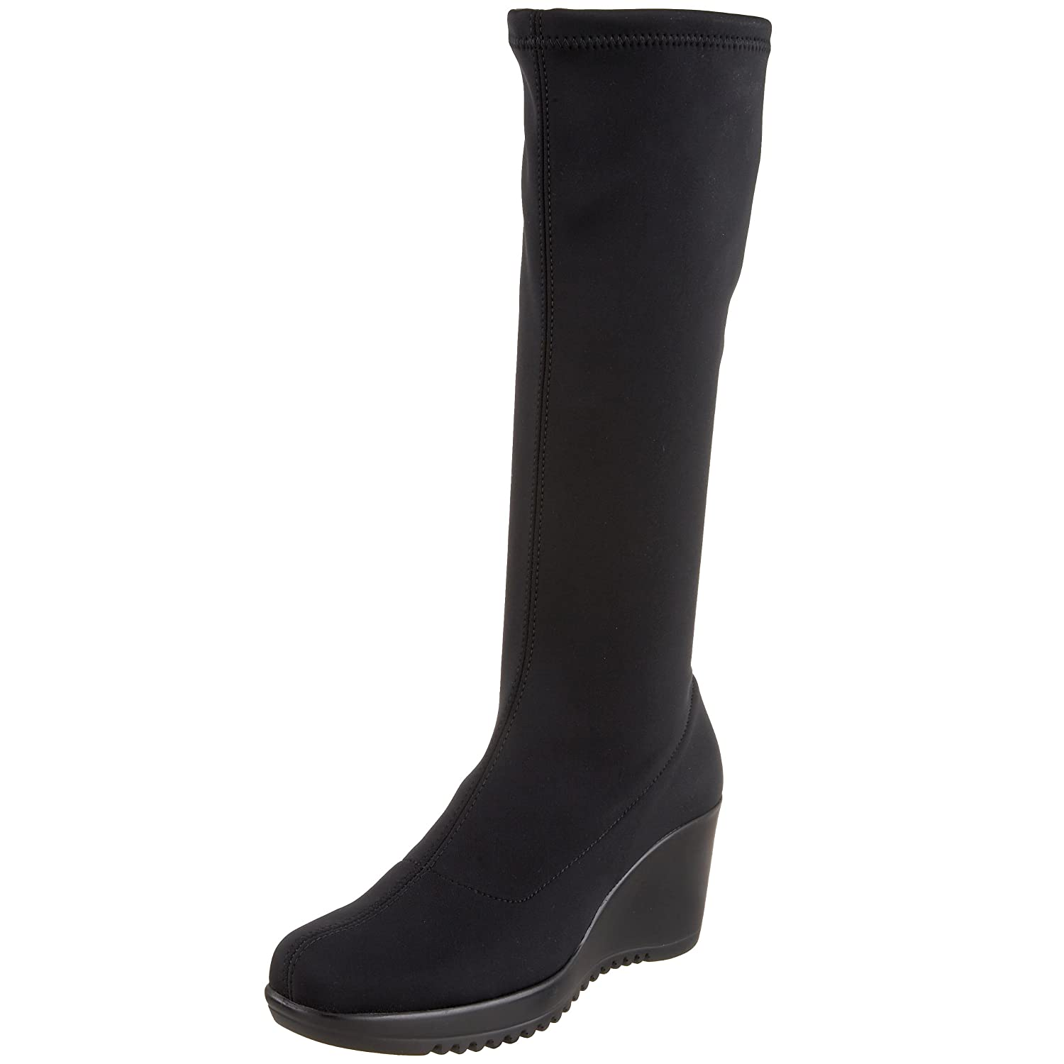 La Canadienne Women's Gaetana Boot B001KS5Y02 8.5 B(M) US|Black Microfibre